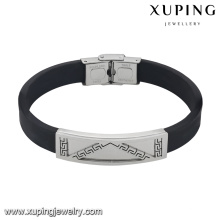 bracelet-25-xuping new design fashion jewelry steel cheap gay bracelets