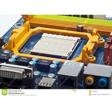 custodia in plastica per presa cpu