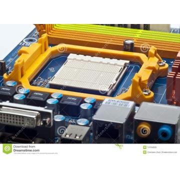 Coperchio in plastica per presa cpu