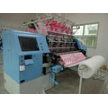 64 Inches High Speed Shuttle Multi-Needle Quilting Machine for Quilts Sleeping Bags etc