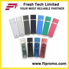 Promoción de la moda más ligero USB Flash Drive con su logotipo (d102)