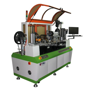 One Core Slot Milling e Chip Welding Equipment