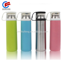 18oz Portable Vacuum Insulated Stainless Steel Water Bottle