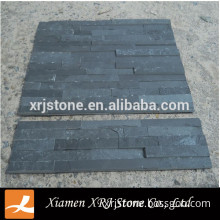 slate culture stone black stone veneer exterior wall tiles on promotion