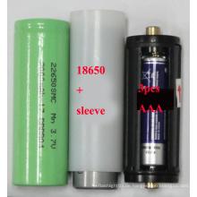 22650 & 18650 & AAA Batterie