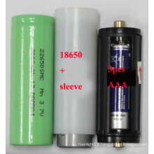 22650 & 18650 & AAA Battery