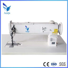 Long and High Arm Single, Double Needle Sewing Machine