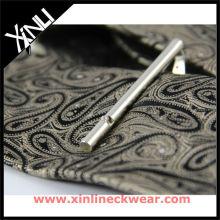 Seide gewebte Krawatte 2012 Mode Krawattenklammer