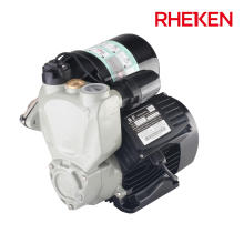 Domestic booster automatic self priming water pump