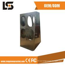 Fabricación de chapa del marco de máquina del CNC que sella piezas
