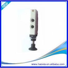 Válvula neumática de tiro manual de 5/2 vías Tipo QX