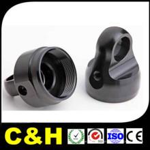 Изготовленные на заказ пластичные детали Turning Nylon CNC подвергая механической обработке