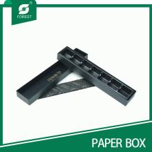 Caja de cartón de papel de chocolate Caja de embalaje de regalo