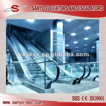 30 Degree or 35 Degree Automatic Escalator