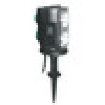 outdoor garden socket 16A 230V IP44 2 safey contack sockets