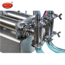Factory Direct Sales two heads semi automatic liquid filling machine