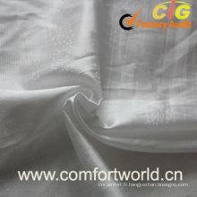 Couvre-lits de Style hôtel avec du coton