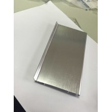 Material de Builiding Waterproof 100mm Aluminum Shirting