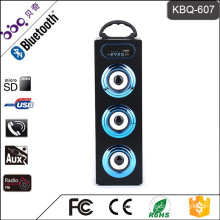 LED Screen Display Big Bluetooth Speaker for HomeTheatre with Remote Control
