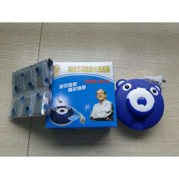 High Quality Fresh Scent Electric Mosquito Repellent Mat (MSDS)