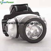 6+1LED Krypton LED Headlamp (HL-1005)