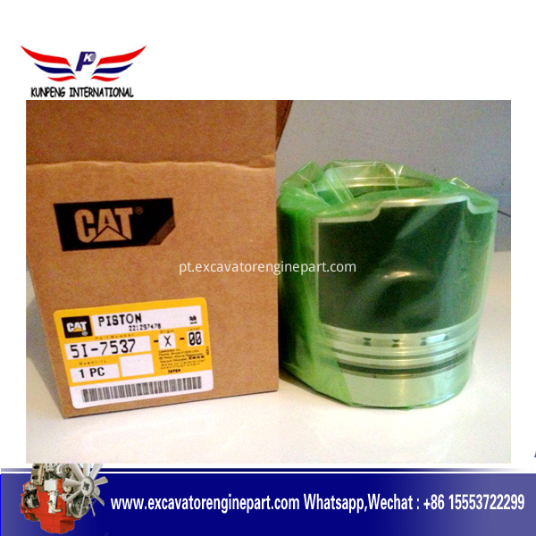Caterpillare Engine Spae Parts Pisotn 5i 7537