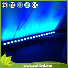 Функция беспроводной синий LED шайбы стены для здания
