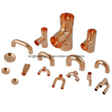Copper Fittings for Plumbing/AC System