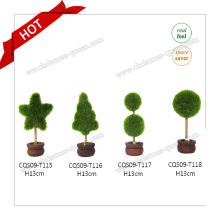 10-18cm Plastik Kleine Pflanze Töpfe Künstliche Bonsai