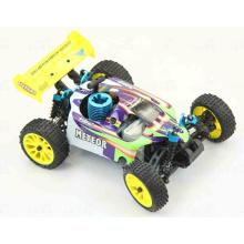 Alta Qualidade 1/16 Escala Nitro RC Modelo Carros Brinquedo para Crianças