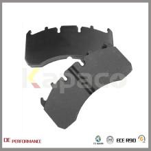 WVA 29177 Kapaco de alta calidad de la ranura de cambio de la pastilla de freno para Renault OE 20568713