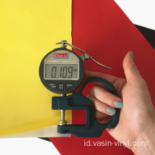 Self Adhesive Vinyl Film Untuk Cutting Plotter