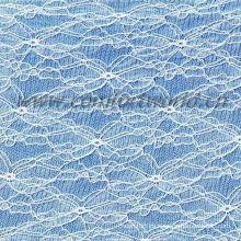 Tela del cordón de Nylon nueva moda