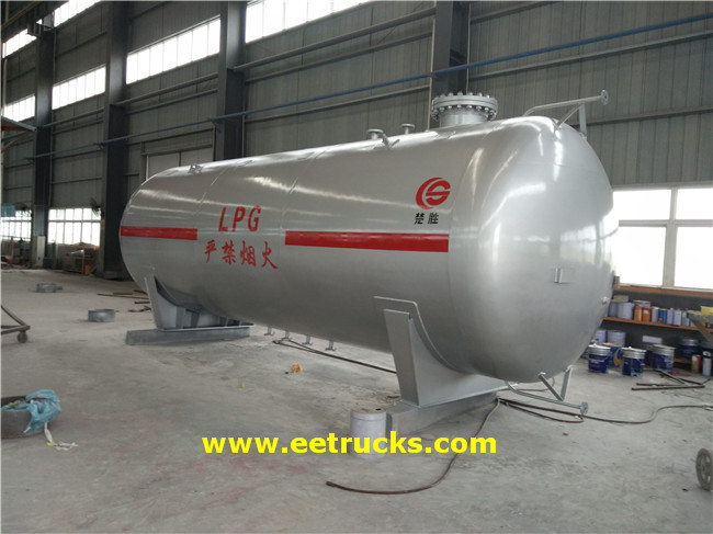 25000L LPG Domestic Tanks