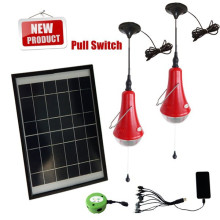 3W tragbare handliche Lampe Überfall Glühbirnen, solar handliche Lampe, solar handy
