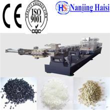 PP PE + Calcium Carbonate Manufacturing Plastic Extruder