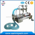 Hot Sale 2 heads liquid dispensing fillingmachine for beverage