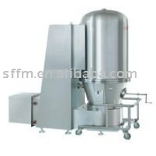 GFG Alta Eficiente Fluid Bed Dryer