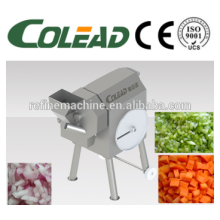 SUS304 tobacco cutting machine/vegetable dicer machine/machine for cutting tobacco/baby carrot machine