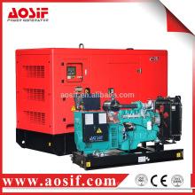 Proveedor de China! Generador de AOSIF 80kva, motor diesel, generador diesel