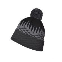 Chapéu de lã de inverno para homem