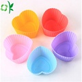 Silicone Cup Cake Mold for Decorating Non-Stick Bakeare