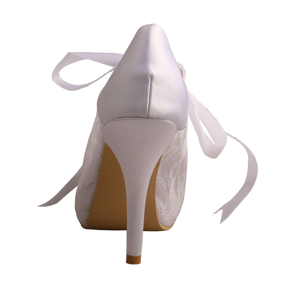 Wedding Shoes High Heeled