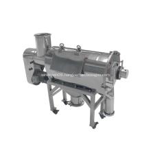 Starch centrifugal sieve sifter machine