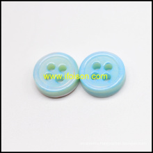 River Shell button with Dye Color for Fashion Shirt