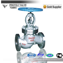 stainless steel globe valve manufacturer for commercial applications