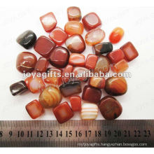 Agate tumbled stone,high polish