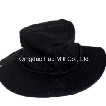 Kundenspezifischer Hanf / Baumwollart und weise Sun-Hut (SH-001)