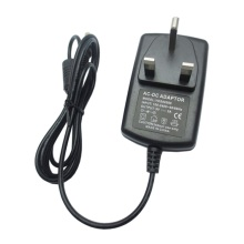 23W POS wall plug dc adapter 9V2.5A UK