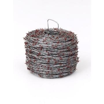 Galvanized PVC Coatde Barbed Wire Double Wire